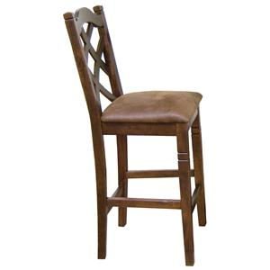 "Morris Home Furnishings Morris Home Furnishings Salford 30"" Barstool"