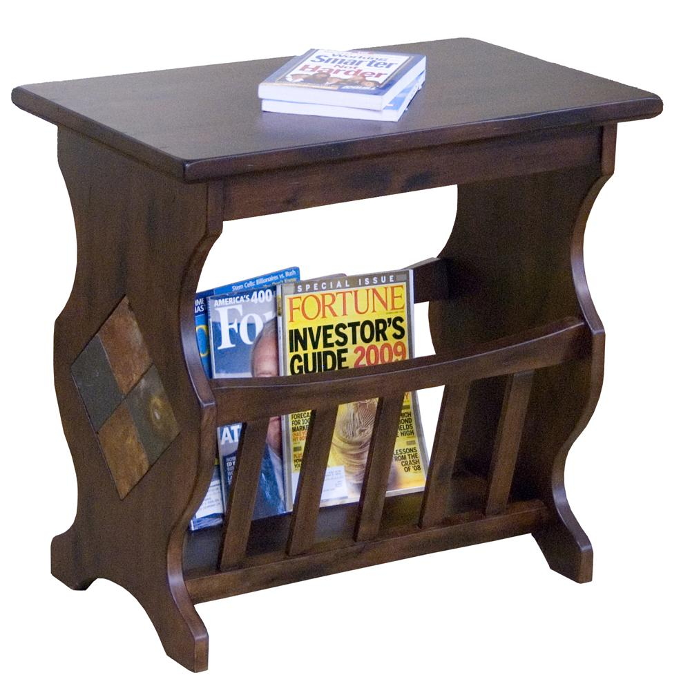 Morris Home Furnishings Morris Home Furnishings Gable Place End Table - Item Number: 2133DC