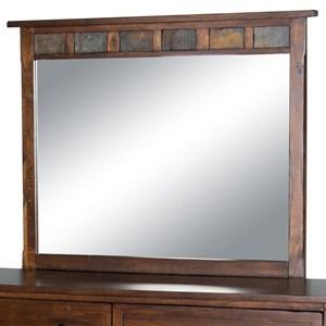 Sunny Designs Santa Fe Mirror