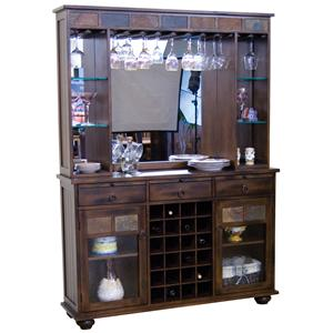 Back Bar and Server