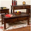 Sunny Designs Santa Fe Coffee Table - Item Number: 3143DC