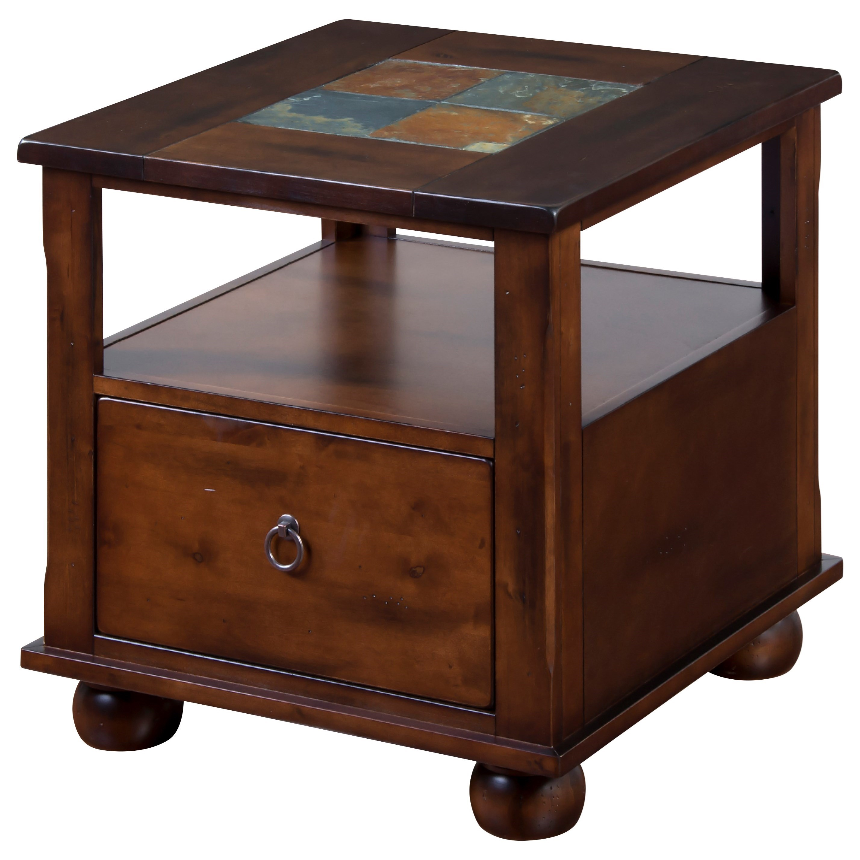 Duck Lake End Table