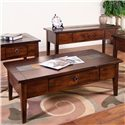 Sunny Designs Santa Fe Santa Fe Coffee Table - Item Number: 3176DC-C