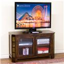"Sunny Designs Santa Fe 45"" TV Console - Item Number: 3416DC-45"