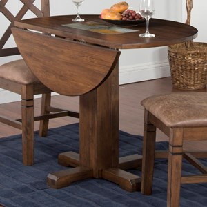 Sunny Designs Savannah Drop Leaf Table