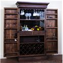 Sunny Designs Savannah Bar Armoire - Item Number: 1913AC