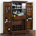 Sunny Designs Savannah Bar Armoire - Item Number: 1929AC