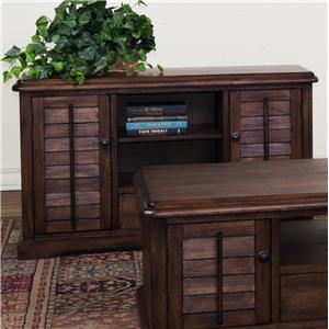 Sunny Designs Savannah Sofa/ Console Table