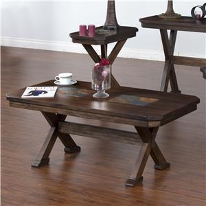 Sunny Designs Savannah Coffee Table