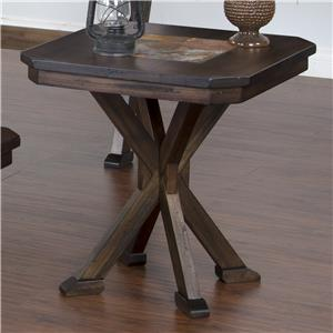 Sunny Designs Savannah End Table