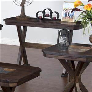 Sunny Designs Savannah Sofa Table