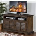 "Sunny Designs Savannah 54"" Console - Item Number: 3497AC-54"
