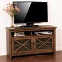 Sunny Designs Savannah TV Console - Item Number: 3546AC-50