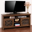 Sunny Designs Savannah TV Console - Item Number: 3546AC-62