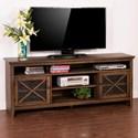 Sunny Designs Savannah TV Console - Item Number: 3546AC-74