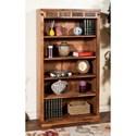 """Sunny Designs Sedona 2 60""""H Bookcase - Item Number: 2952RO2-60"""