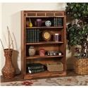 """Sunny Designs Sedona Bookcase 60"""" Tall Bookcase - Item Number: 1029973"""