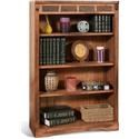 "Sunny Designs Sedona Bookcase 48"" Tall All Wood Bookcase - Item Number: 977119"