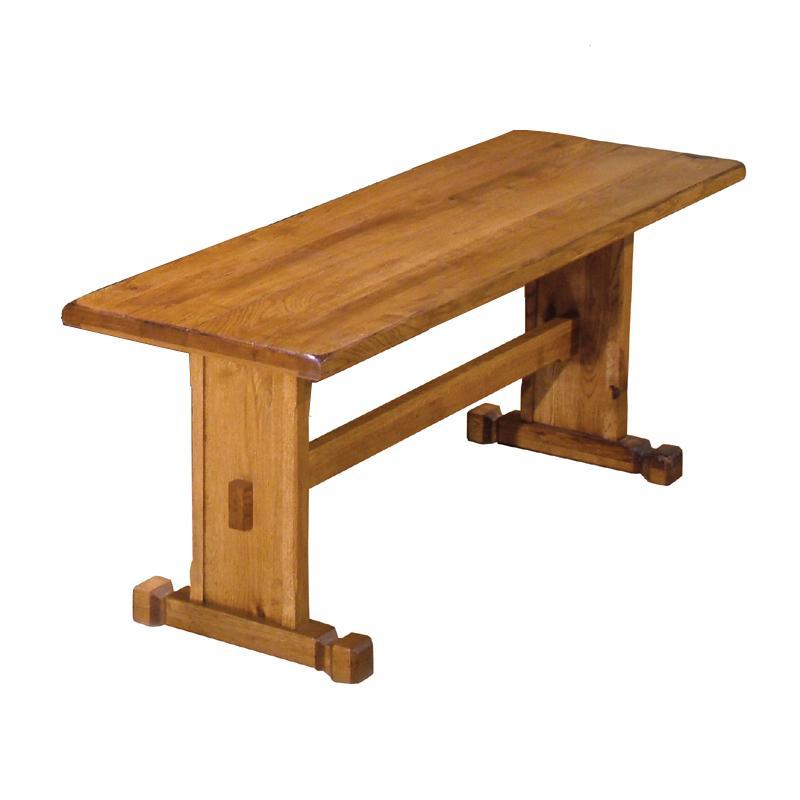 Sunny Designs Sedona Side Bench - Item Number: 0219SB-RO