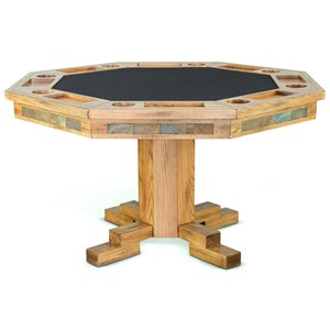 Sunny Designs Sedona Game & Dining Table