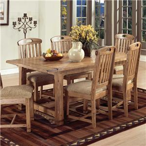 Morris Home Furnishings From Morris Home Furnishings - Extension Table