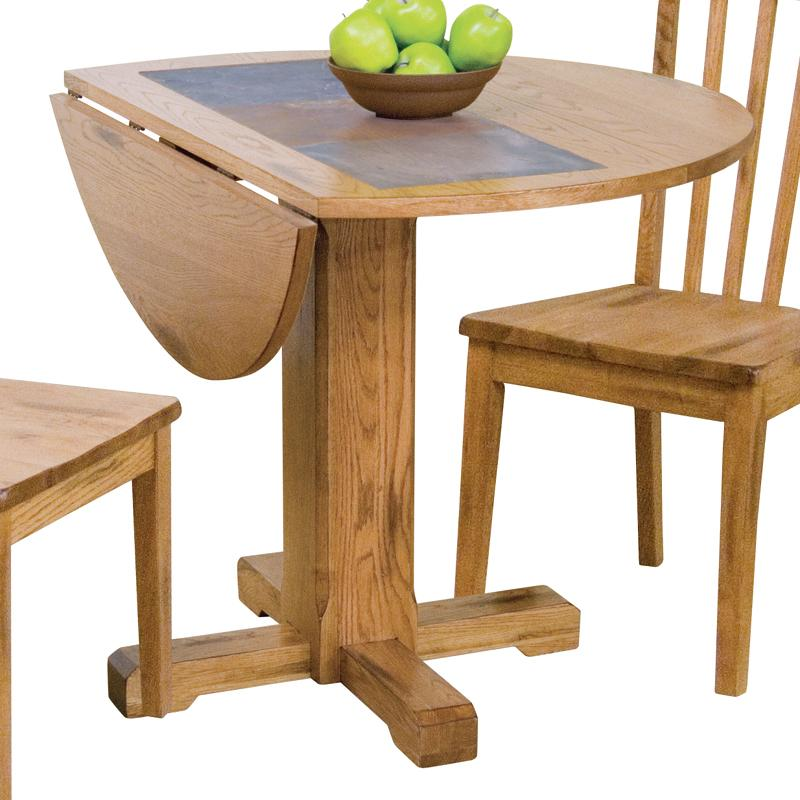 Slate Dining Room Table: Sunny Designs Sedona Drop Leaf Table W/ Slate