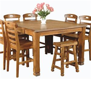 Sunny Designs Sedona Family Table