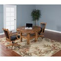 Sunny Designs Sedona Game Chair w/ Casters