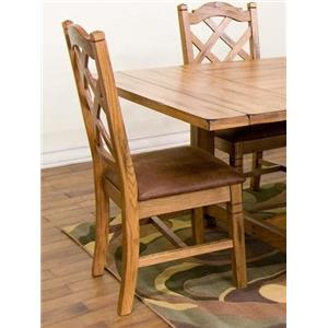 Morris Home Furnishings From Morris Home Furnishings - Belfast Dining Side Chair