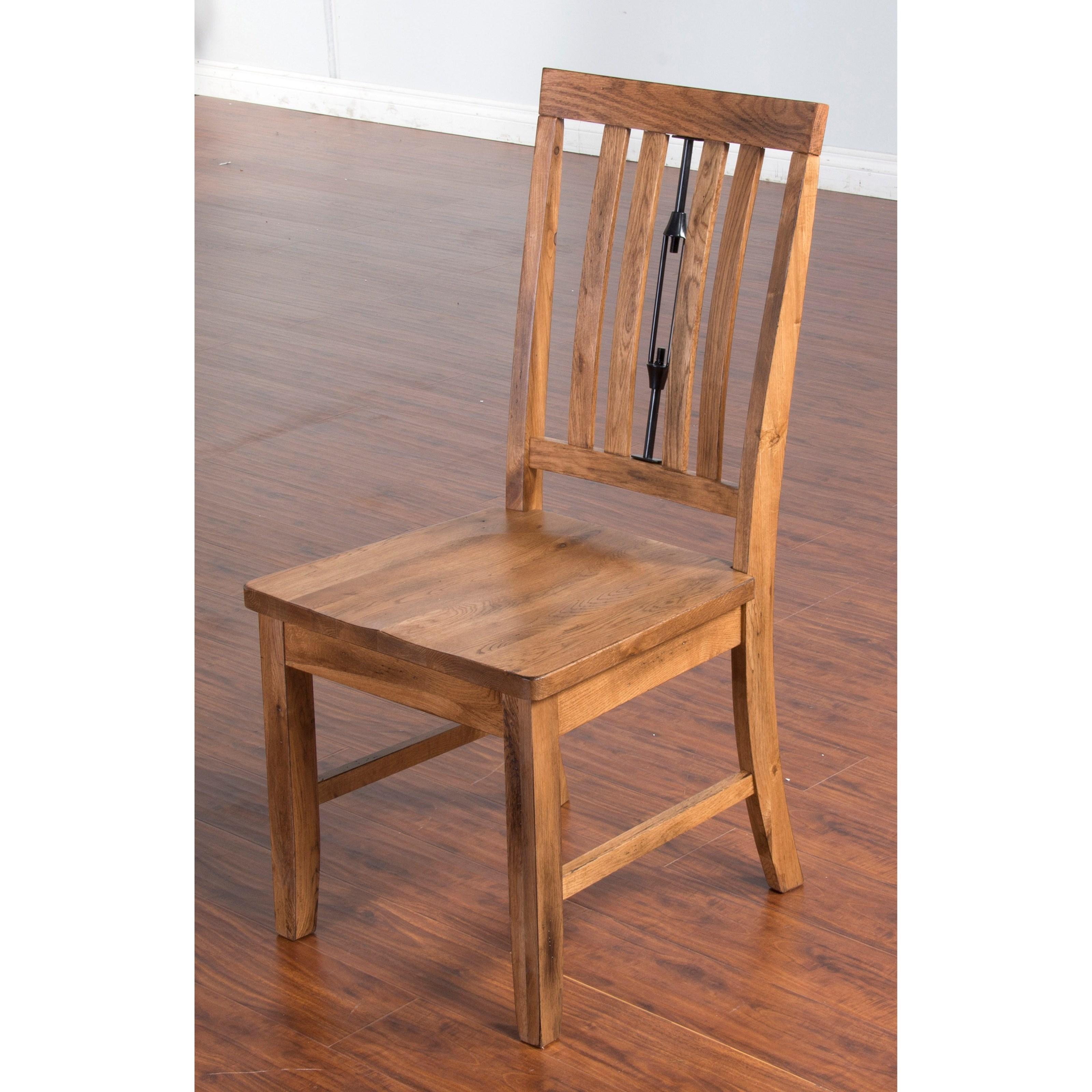 Sunny Designs Sedona Chair w/ Turn Buckle - Item Number: 1498RO