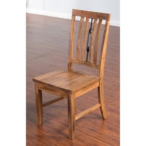 Chair w/ Turn Buckle