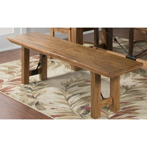 Sunny Designs Sedona Expandable Bench