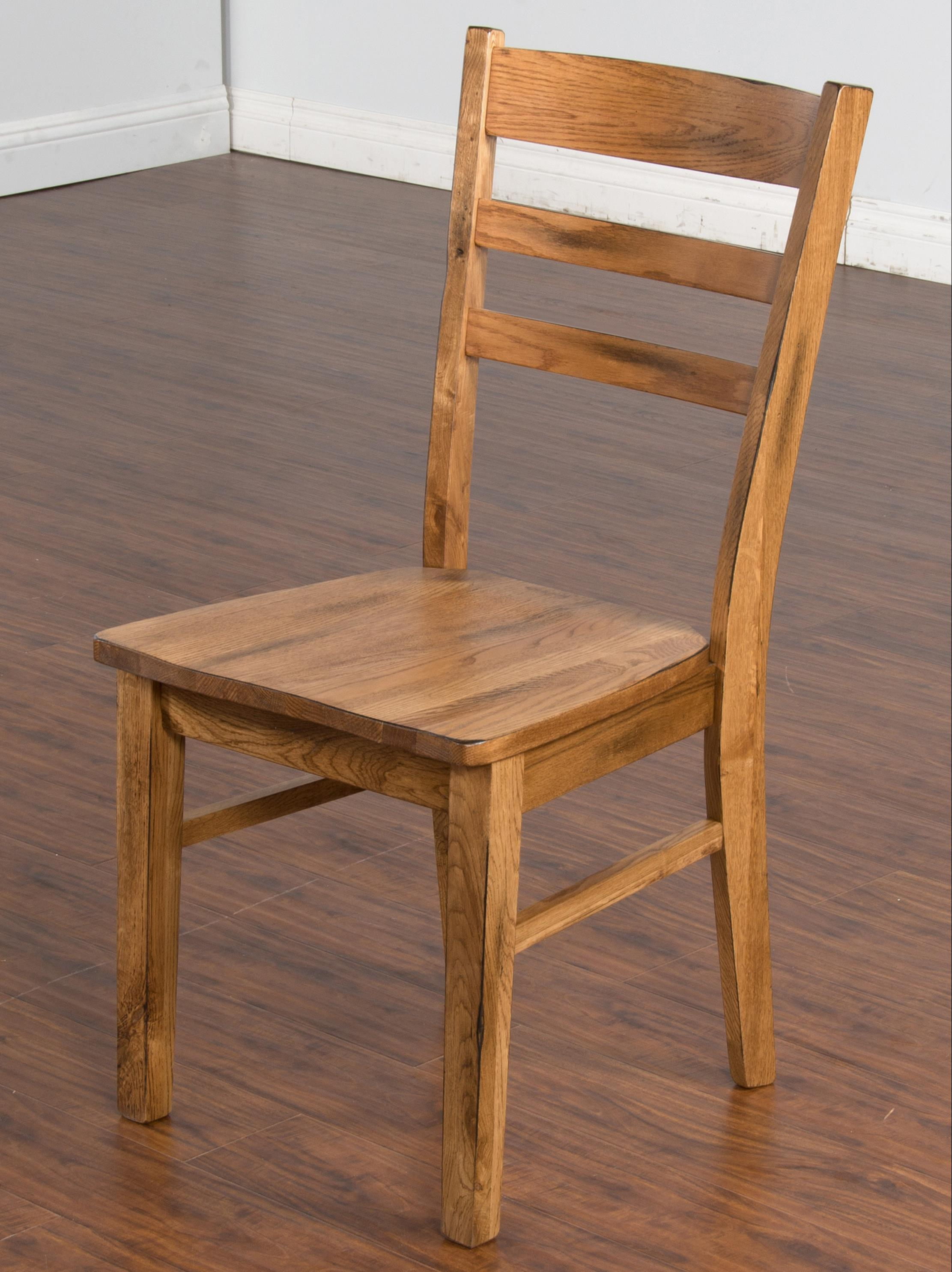 Sunny Designs Sedona Ladderback Chair - Item Number: 1616RO