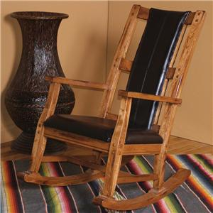 Sedona Rocker w/ Cushion Seat