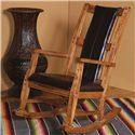 Sunny Designs Sedona Sedona Rocker w/ Cushion Seat - Item Number: 1935RO