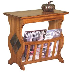 Morris Home Furnishings From Morris Home Furnishings - Gable Place Magazine Table