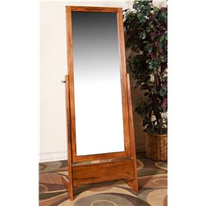 Morris Home Furnishings From Morris Home Furnishings - Cheval Mirror