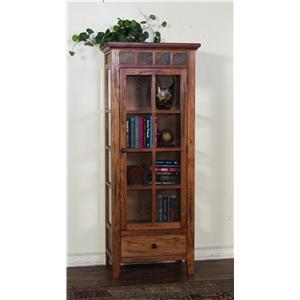 Sunny Designs Sedona Curio Cabinet