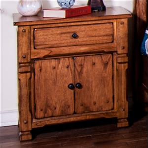 Sunny Designs Sedona Night Stand