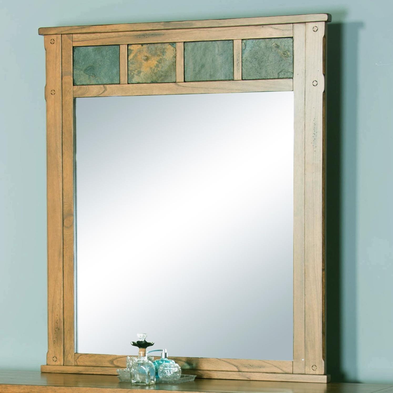 Sunny Designs Sedona Mirror - Item Number: 2334RO-M