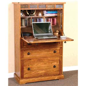 Sunny Designs Sedona Sedona Laptop Armoire