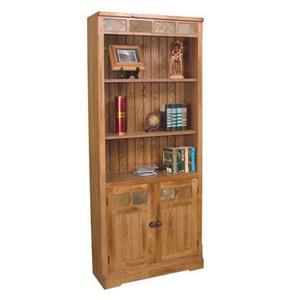 Great Sunny Designs Sedona Door Bookcase