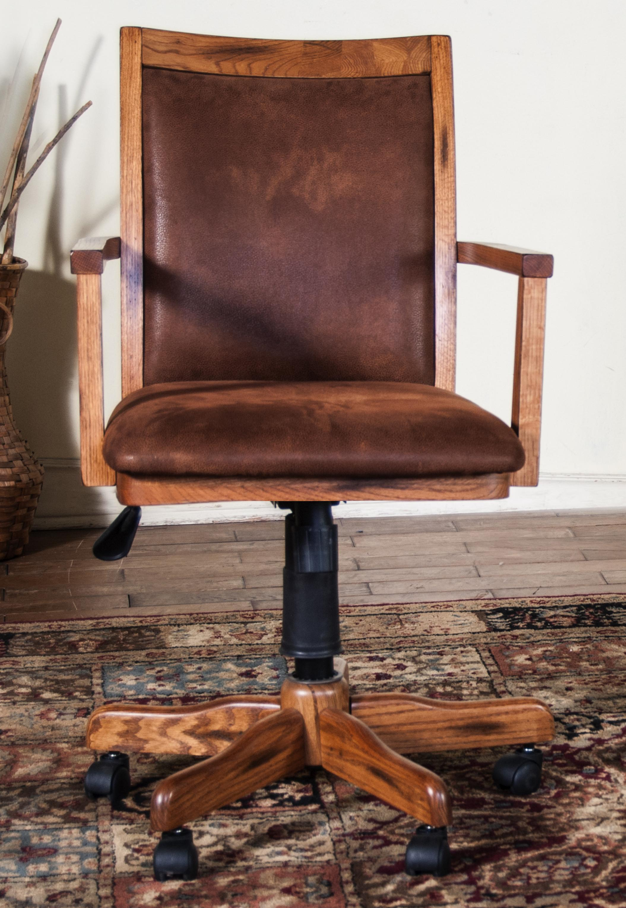 Sunny Designs Sedona Office Chair - Item Number: 2961RO