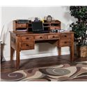 Sunny Designs Sedona Writing Desk with Keyboard Drawer