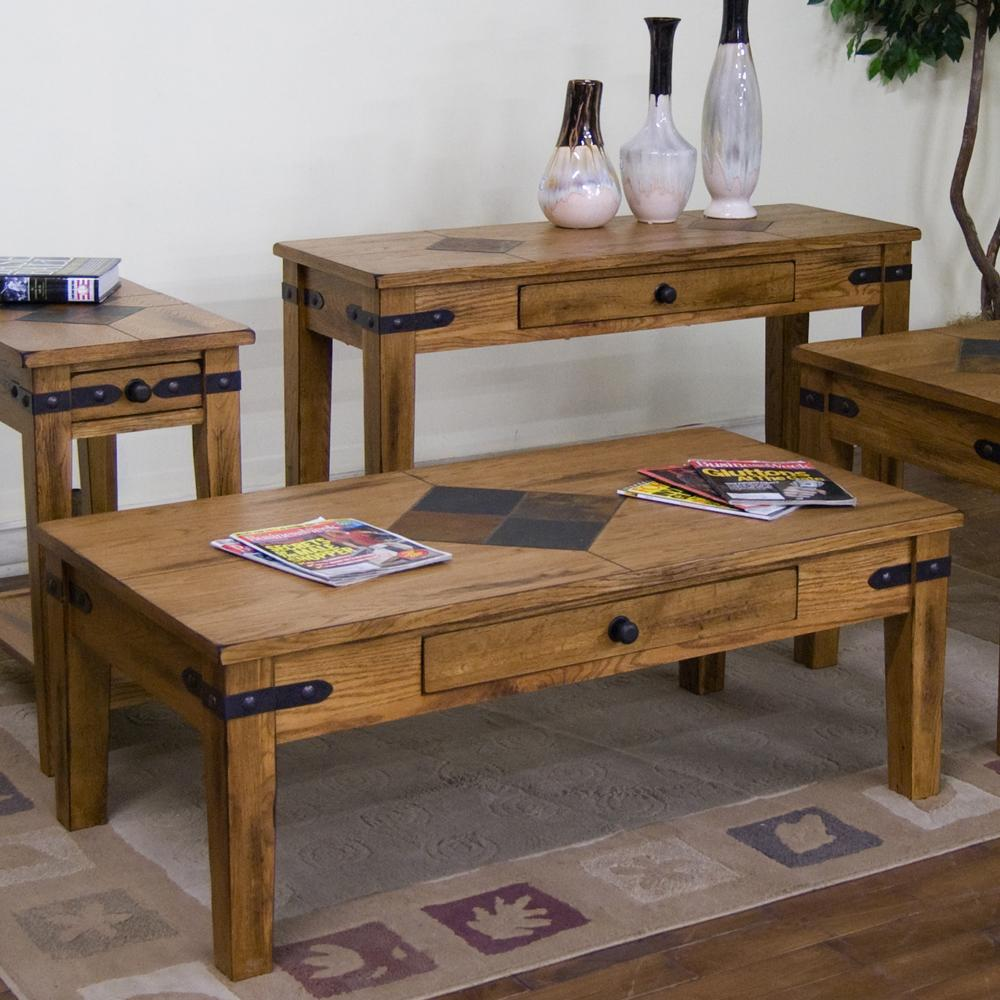 Sunny Designs Sedona Coffee Table - Item Number: 3160RO-C
