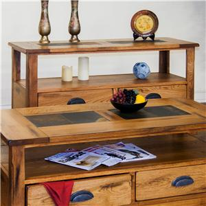 Morris Home Furnishings From Morris Home Furnishings - Duck Lake Sofa Table