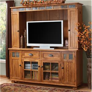 Morris Home Furnishings From Morris Home Furnishings - Silverton Media Hutch