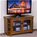 "Sunny Designs Sedona 42"" TV Console - Item Number: 3395RO-42"