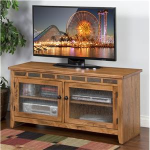"""Sunny Designs Sedona 52"""" TV Console"""