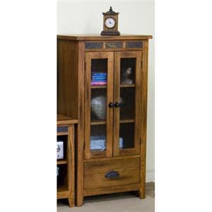Sunny Designs Sedona Pier Audio Cabinet